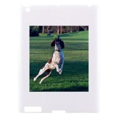 English Springer Catching Ball Apple iPad 3/4 Hardshell Case