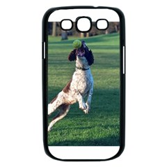 English Springer Catching Ball Samsung Galaxy S III Case (Black)