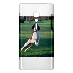 English Springer Catching Ball Sony Xperia ion