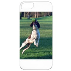 English Springer Catching Ball Apple iPhone 5 Classic Hardshell Case
