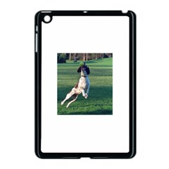 English Springer Catching Ball Apple iPad Mini Case (Black)
