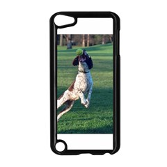 English Springer Catching Ball Apple iPod Touch 5 Case (Black)