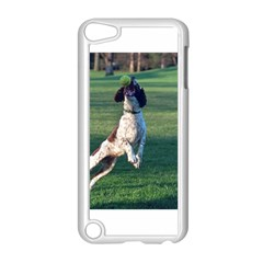 English Springer Catching Ball Apple iPod Touch 5 Case (White)