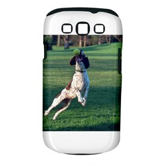 English Springer Catching Ball Samsung Galaxy S III Classic Hardshell Case (PC+Silicone)