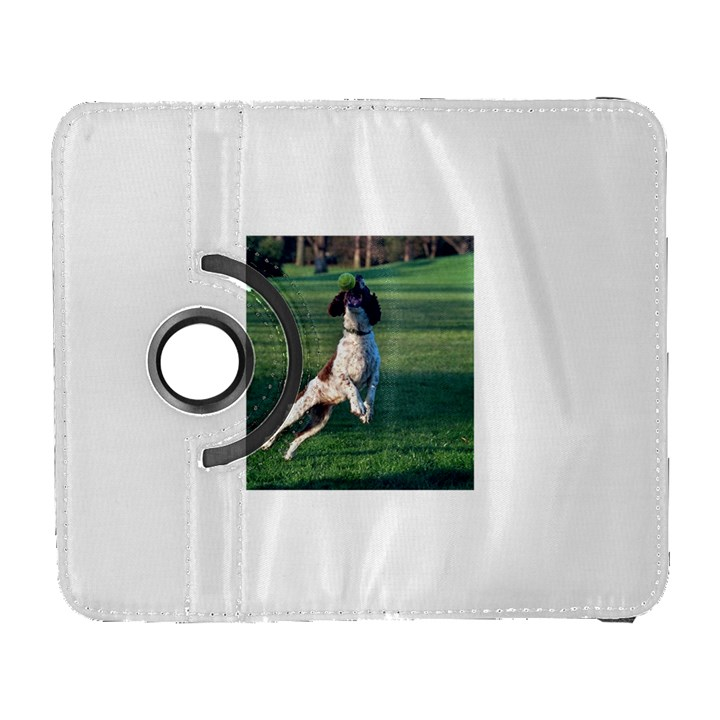 English Springer Catching Ball Samsung Galaxy S  III Flip 360 Case