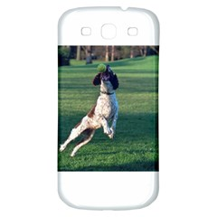 English Springer Catching Ball Samsung Galaxy S3 S III Classic Hardshell Back Case