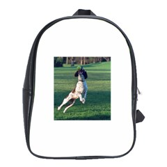 English Springer Catching Ball School Bags (XL)