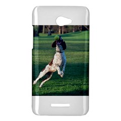 English Springer Catching Ball HTC Butterfly X920E Hardshell Case