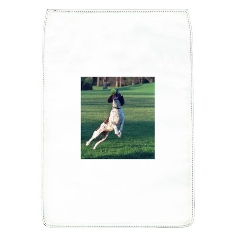 English Springer Catching Ball Flap Covers (L)