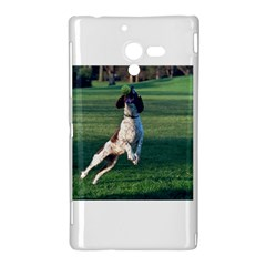 English Springer Catching Ball Sony Xperia ZL (L35H)
