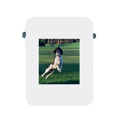 English Springer Catching Ball Apple iPad 2/3/4 Protective Soft Cases