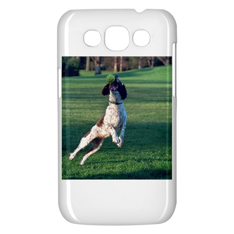 English Springer Catching Ball Samsung Galaxy Win I8550 Hardshell Case