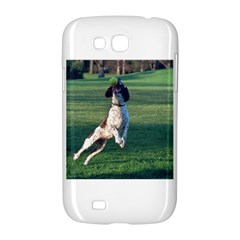 English Springer Catching Ball Samsung Galaxy Grand GT-I9128 Hardshell Case