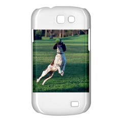 English Springer Catching Ball Samsung Galaxy Express I8730 Hardshell Case