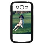 English Springer Catching Ball Samsung Galaxy Grand DUOS I9082 Case (Black) Front