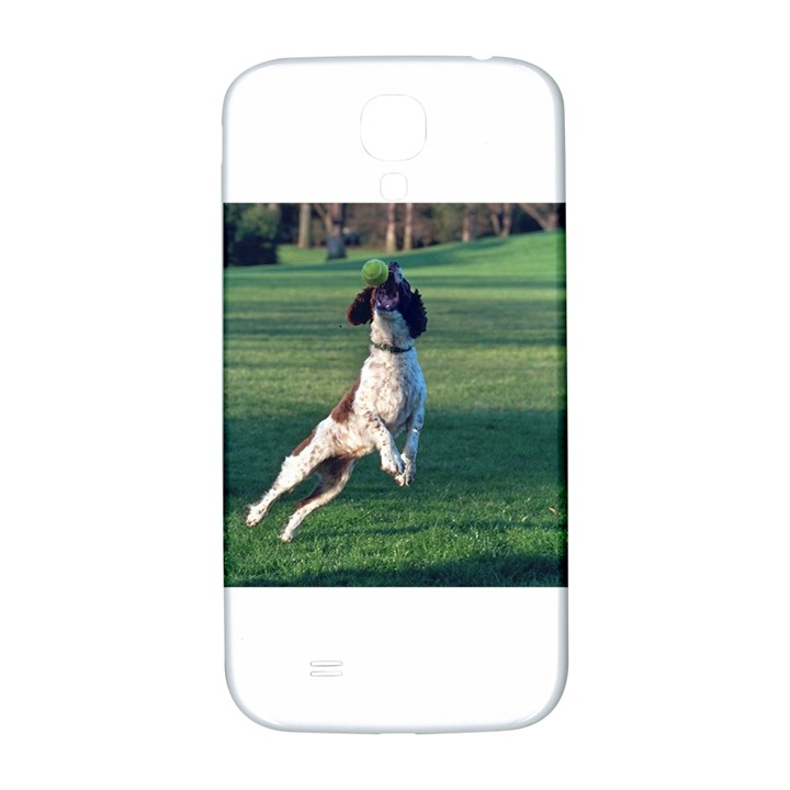 English Springer Catching Ball Samsung Galaxy S4 I9500/I9505  Hardshell Back Case
