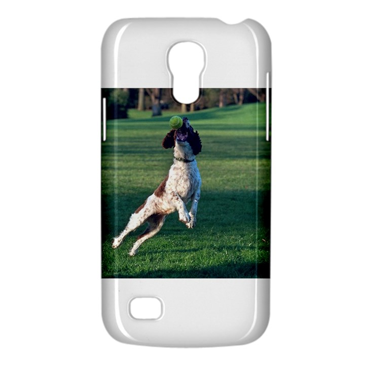 English Springer Catching Ball Galaxy S4 Mini