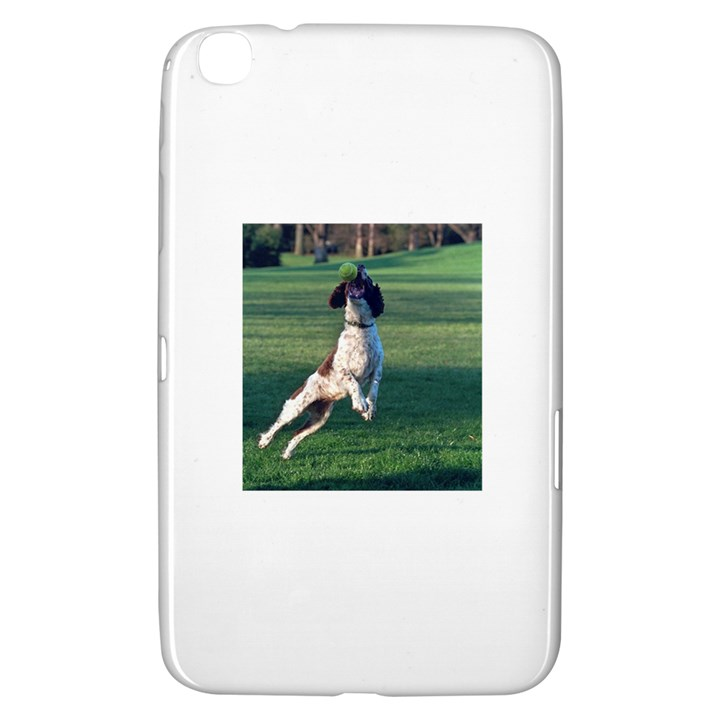 English Springer Catching Ball Samsung Galaxy Tab 3 (8 ) T3100 Hardshell Case