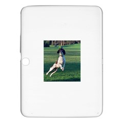 English Springer Catching Ball Samsung Galaxy Tab 3 (10.1 ) P5200 Hardshell Case