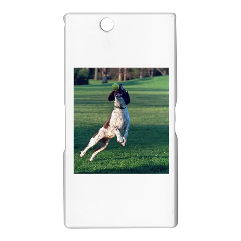 English Springer Catching Ball Sony Xperia Z Ultra