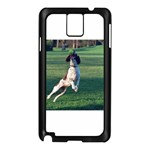 English Springer Catching Ball Samsung Galaxy Note 3 N9005 Case (Black) Front