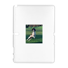 English Springer Catching Ball Samsung Galaxy Note 10.1 (P600) Hardshell Case