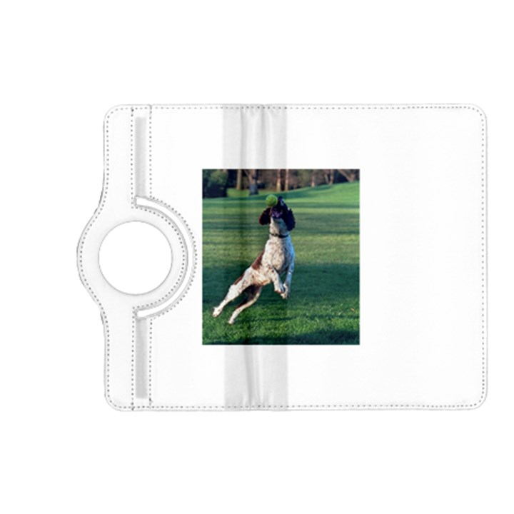 English Springer Catching Ball Kindle Fire HD (2013) Flip 360 Case