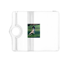 English Springer Catching Ball Kindle Fire HDX 8.9  Flip 360 Case