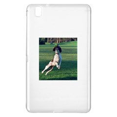 English Springer Catching Ball Samsung Galaxy Tab Pro 8.4 Hardshell Case