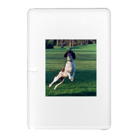 English Springer Catching Ball Samsung Galaxy Tab Pro 12.2 Hardshell Case