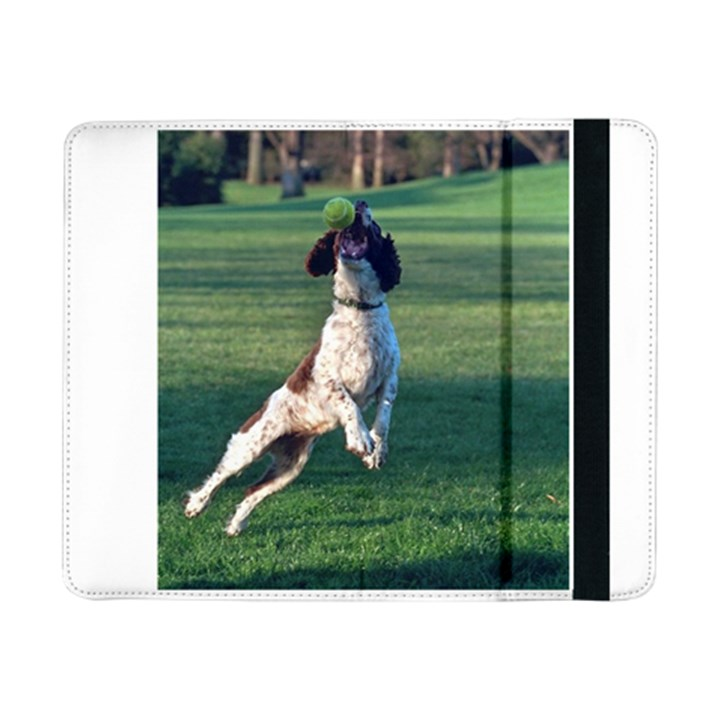 English Springer Catching Ball Samsung Galaxy Tab Pro 8.4  Flip Case