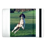 English Springer Catching Ball Samsung Galaxy Tab Pro 10.1  Flip Case Front