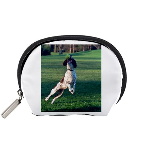 English Springer Catching Ball Accessory Pouches (Small)