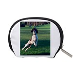 English Springer Catching Ball Accessory Pouches (Small)  Back
