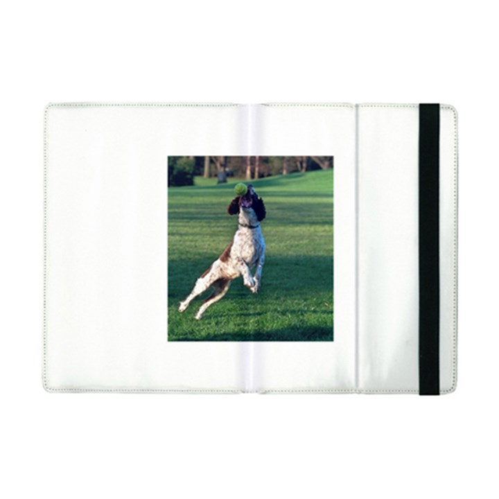 English Springer Catching Ball iPad Mini 2 Flip Cases
