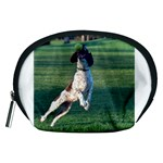 English Springer Catching Ball Accessory Pouches (Medium)  Front