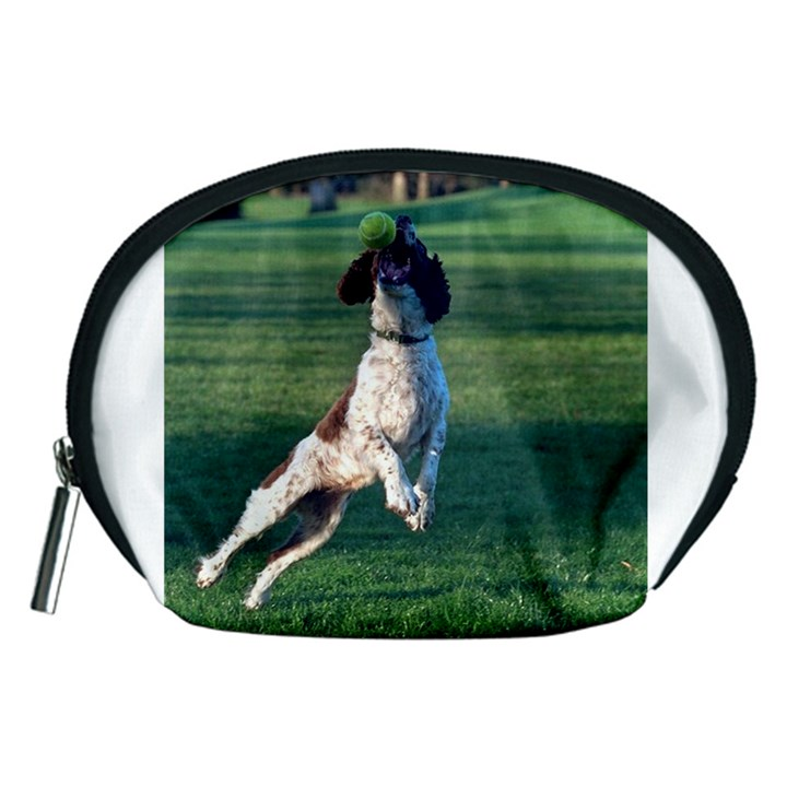English Springer Catching Ball Accessory Pouches (Medium)