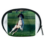 English Springer Catching Ball Accessory Pouches (Medium)  Back
