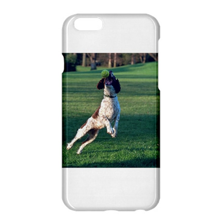 English Springer Catching Ball Apple iPhone 6 Plus/6S Plus Hardshell Case