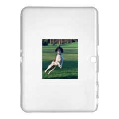 English Springer Catching Ball Samsung Galaxy Tab 4 (10.1 ) Hardshell Case
