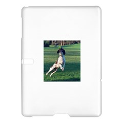 English Springer Catching Ball Samsung Galaxy Tab S (10.5 ) Hardshell Case