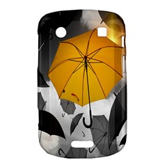 Umbrella Yellow Black White Bold Touch 9900 9930