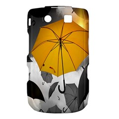 Umbrella Yellow Black White Torch 9800 9810