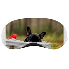 French Bulldog Peeking Puppy Sleeping Masks