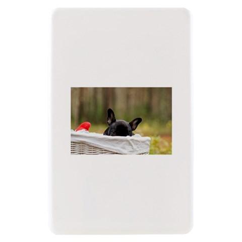 French Bulldog Peeking Puppy Kindle Fire (1st Gen) Hardshell Case