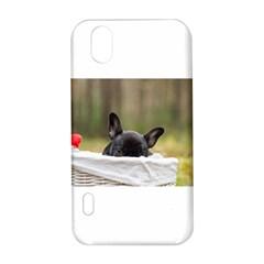 French Bulldog Peeking Puppy LG Optimus P970