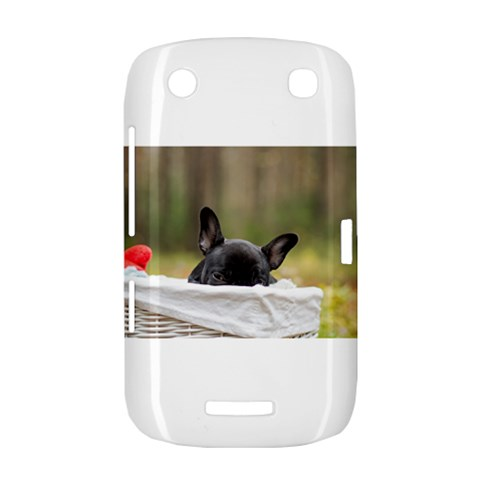 French Bulldog Peeking Puppy BlackBerry Curve 9380