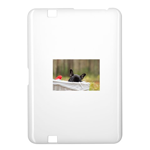 French Bulldog Peeking Puppy Kindle Fire HD 8.9