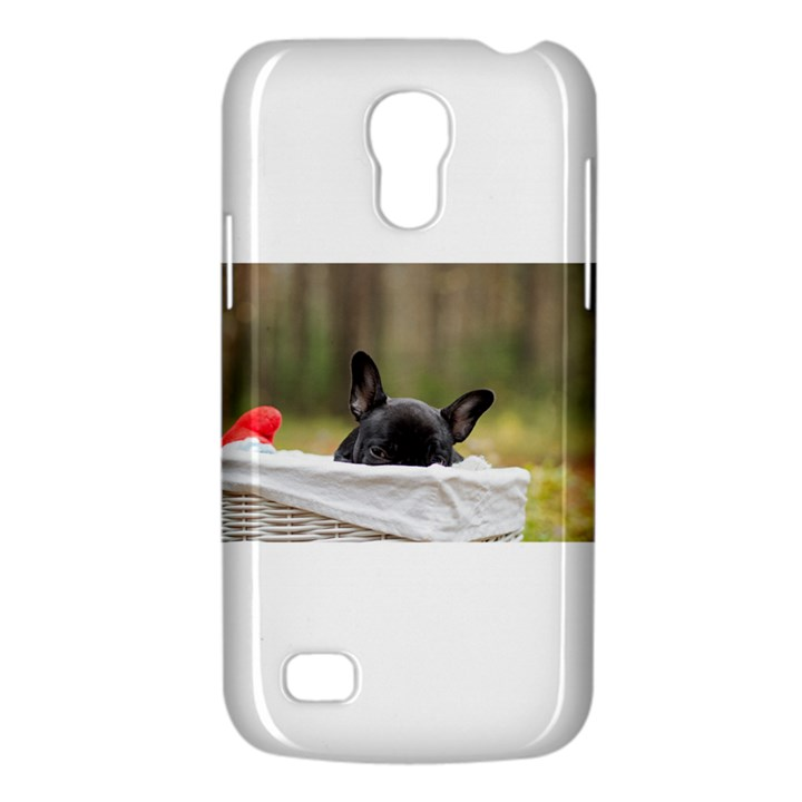 French Bulldog Peeking Puppy Galaxy S4 Mini