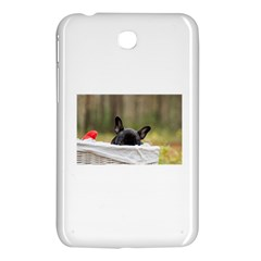 French Bulldog Peeking Puppy Samsung Galaxy Tab 3 (7 ) P3200 Hardshell Case